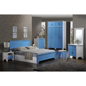 JEANIE BEDROOM SET